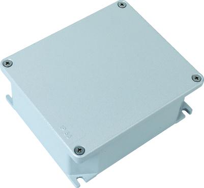 Scatola derivazione alluminio montare motore elettrico for Scatole elettriche esterne